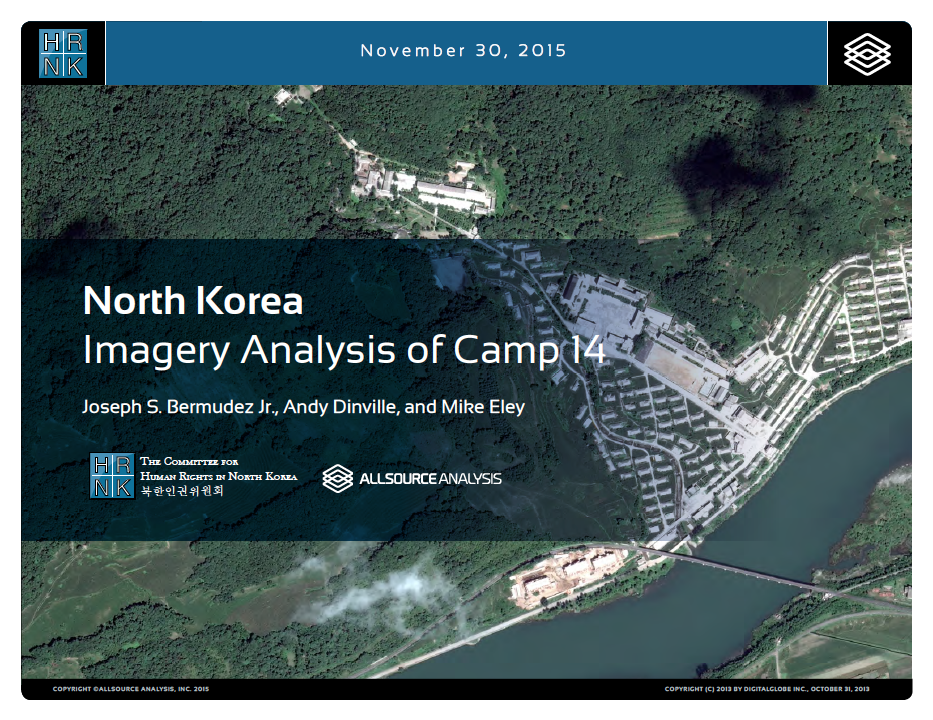 North Korea Imagery Analysis of Camp 14