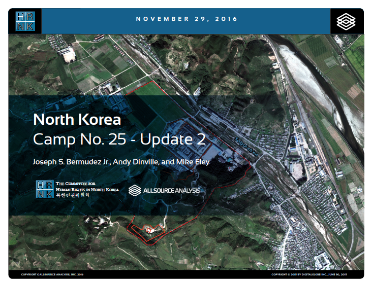 North Korea Camp No. 25 Update 2